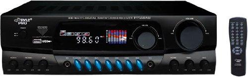 PylePro PT560AU 300 Watts Digital AM/FM Stereo