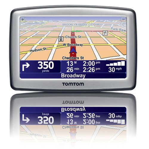 TomTom XL 330 4.3-Inch Portable GPS Navigator (Factory