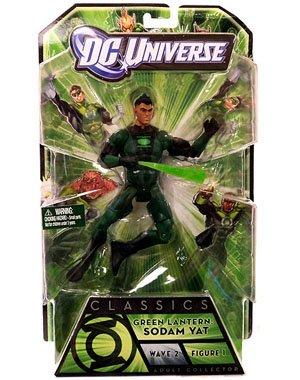 Green Lantern Classics Sodam Yat Collectible Figure