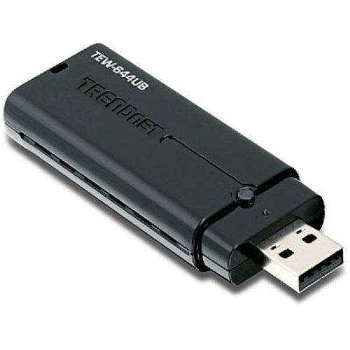 TRENDnet Wireless N USB Adapter TEW-644UB Windows XP