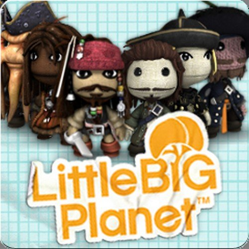 LittleBigPlanet: Pirates of the Caribbean Costume PS3