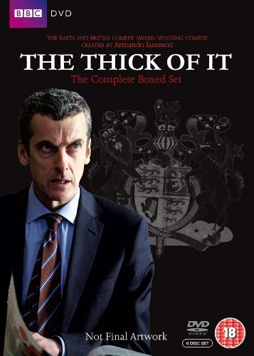 The Thick of It - Complete Series 1-3 - 6-DVD Box Set