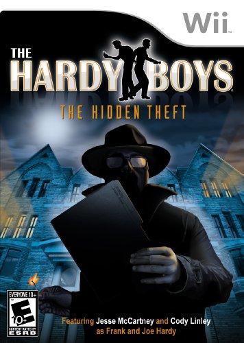 The Hardy Boys: Hidden Theft Wii