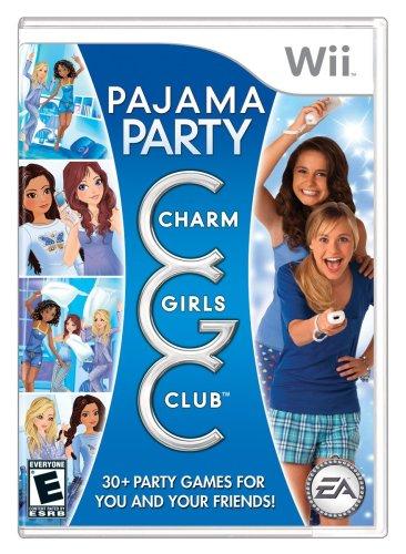 Charm Girls Club: Pajama Party Wii