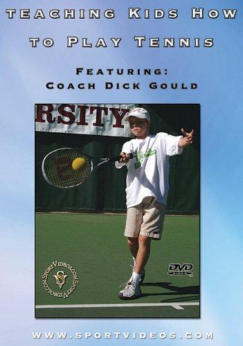 Teaching Kids How to Play Tennis