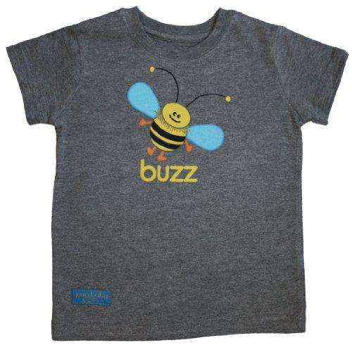 Buzz T-Shirt - Heather Grey (Size 3T)