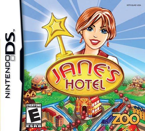 Jane's Hotel Nintendo DS