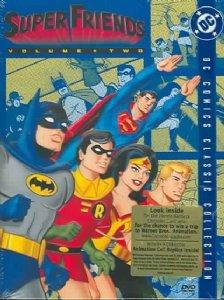 Challenge of the Super Friends, Volumes 1-2 (DC Comics