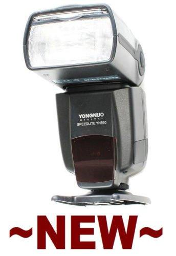 Speedlite YN560 Flash for Canon, Nikon, Sony Cameras