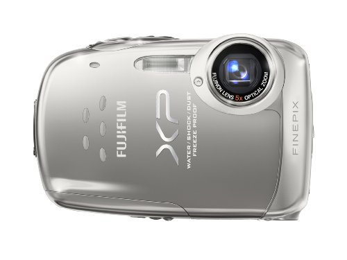 Fujifilm FinePix XP10 12 MP Waterproof Digital Camera