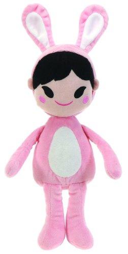 """Plush Paul Frank Bunny Girl 12"""""""