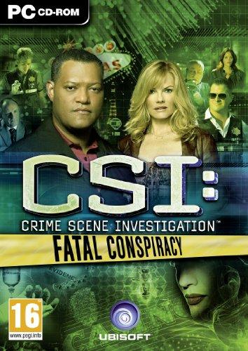 CSI Fatal Conspiracy (PC) (UK)