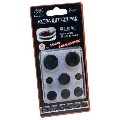 PSP 8 Piece Button Set Sony PSP