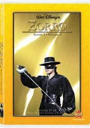 Walt Disney's Zorro Season 2 Volume 3