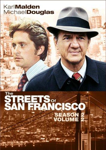 The Streets of San Francisco: Season Two, Vol. 2