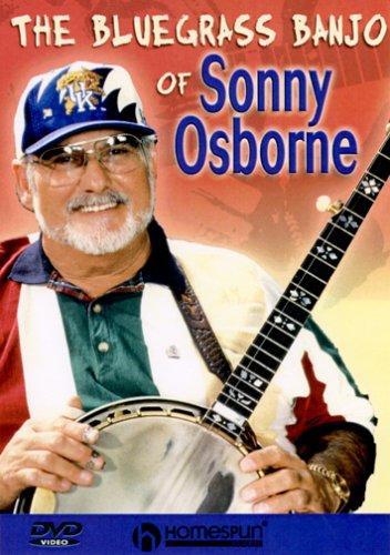 DVD-The Bluegrass Banjo of Sonny Osborne