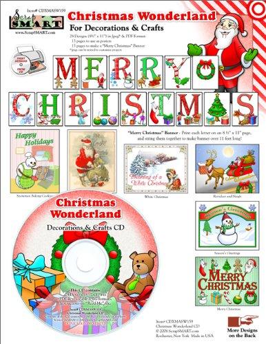 ScrapSMART - Christmas Wonderland Software - for