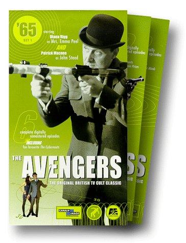 The Avengers '65: Set 1 [VHS]
