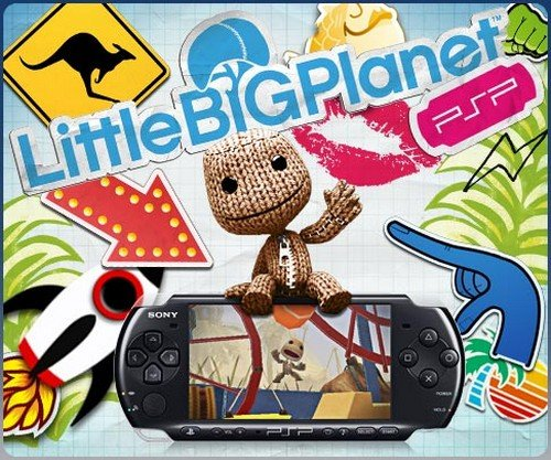 LittleBigPlanet PSP [Online Game Code] Sony PSP