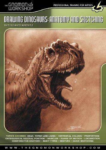 Drawing Dinosaurs: Anatomy and Sketching