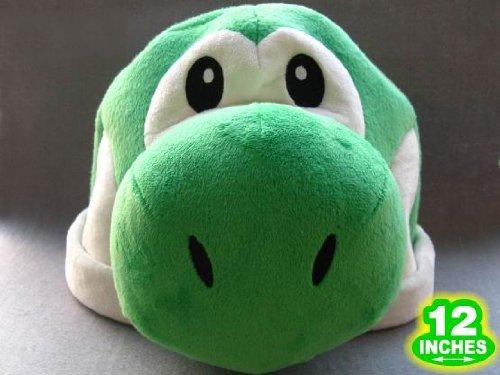 Mario Bro: Green Yoshi Costume Hat