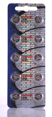 "20 Pack Maxell ""NEW HOLOGRAM PACKAGE "" LR44 AG13 357"