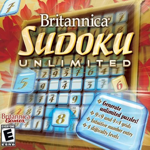Britannica Sudoku Unlimited [Game Download]