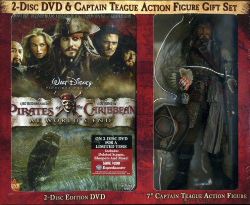 Pirates of the Caribbean At World's End DVD Best Buy