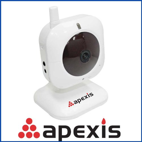 Apexis APM-J012-WS IP Camera with Pan & Tilt, Night
