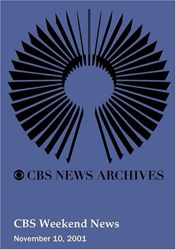 CBS Weekend News (November 10, 2001)