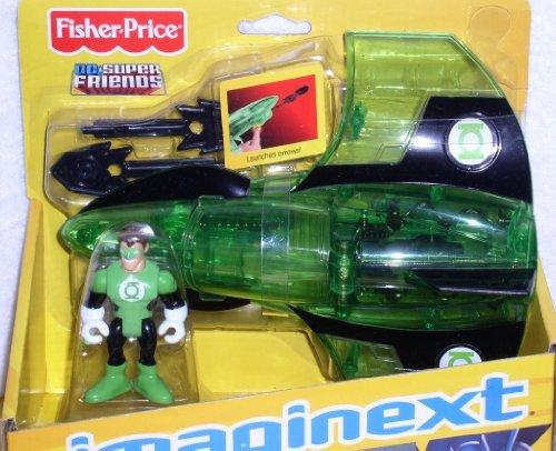 Fisher-Price Imaginext DC Super Friends Green Lantern