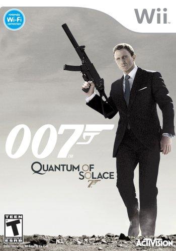 James Bond 007: Quantum of Solace Wii