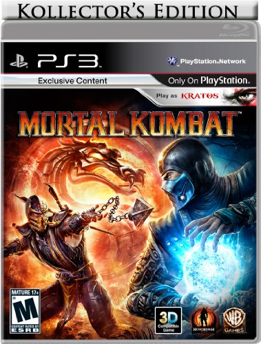 Mortal Kombat: Kollector's Edition PS3