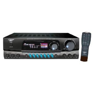 PYLE PRO PT260A 200 Watt 2 Channel Home Stereo
