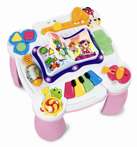 LeapFrog Learn & Groove Musical Table - Pink