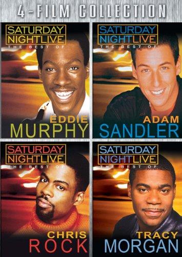 Best of SNL Four-Pack (Eddie Murphy / Chris Rock /