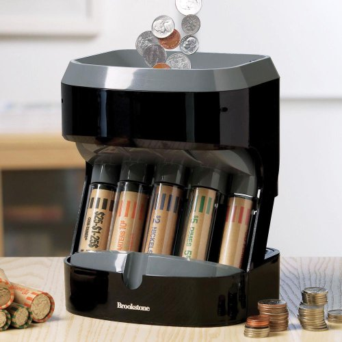 Motorized Electric Coin Sorter