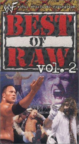 WWE - Best of Raw, Vol. 2 [VHS]