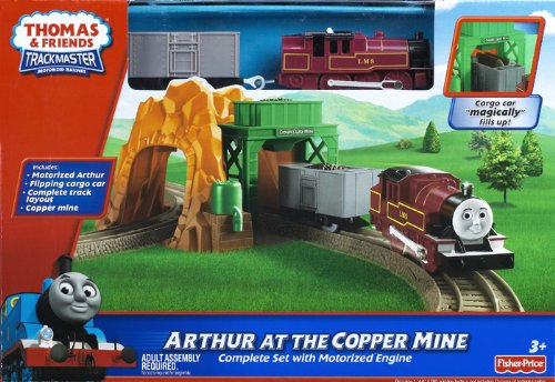 Thomas the Train: TrackMaster Arthur at the Copper