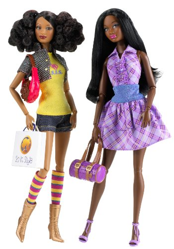 Barbie So In Style It Takes Two - Love 2 Shop