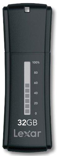 Lexar Jump Drive Secure II Plus 32GB USB 2.0 Flash