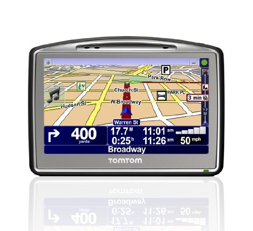 TomTom GO 720 4.3-Inch Widescreen Bluetooth Portable