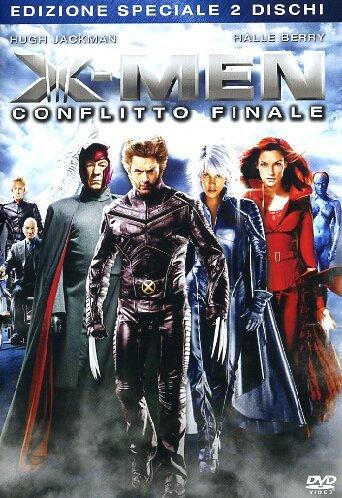 X-Men 3 conflitto finale (Dvd) Italian Import