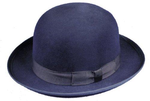 Derby Felt Grey Hat