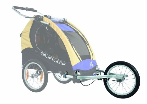 Burley Bicycle Trailer Jogger Stroller Kit (Double)
