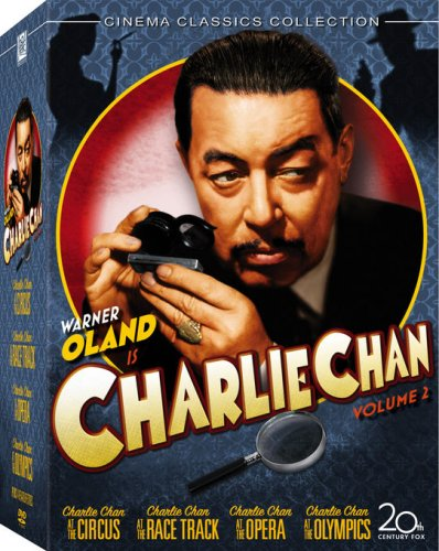 Charlie Chan Collection, Vol. 2 (Charlie Chan at the