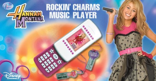 Hannah Montana Rockin Charms Music Player [Toy] [Toy]