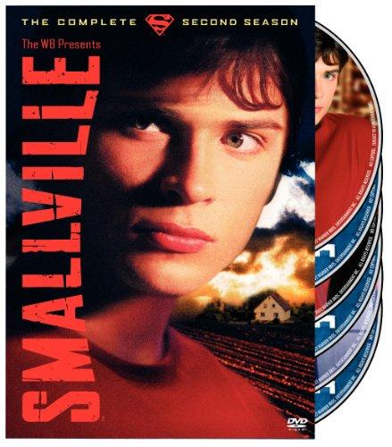 Smallville: The Complete Second Season (Repackage)