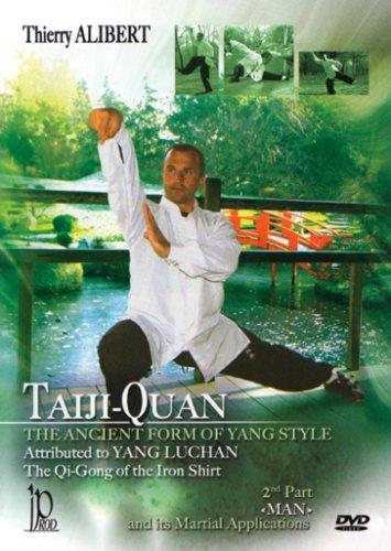 Taiji-Quan Part 2: The Man