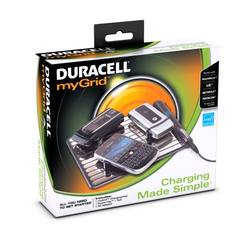 Duracell Mygrid Starter Kit, 1-Count